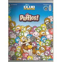 Álbum Club Penguim - Coladas - Falta 19 Fgurinhas - 40.00