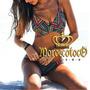 Bikini Top Cruzado Estilo Azteca Importada Art.4018