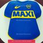Tortas Decoradas Cumpleaños - Boca Juniors - Camiseta