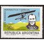 Argentina Semana Aeronáutica Y Espaci.ae 136 Gj 1552 Año1970