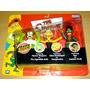 Pack Bongo Comics / Los Simpson / Playmates / Simpsons