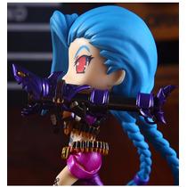 Action Figure Jinx - League Of Legends