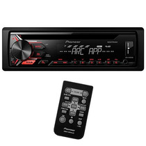 Combo Stereo Pioneer Deh-x1950u + Parlante 6x9 Booster3000w