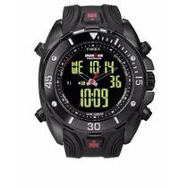 Relógio Timex Ironman Triathlon Dual-tech Anadigi