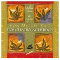 Los Cuatro Acuerdos (cartas); Miguel Ruiz Envío Gratis