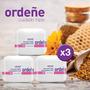 3 Cremas De Ordeñe | 100% Natural. Antiedad Humectante