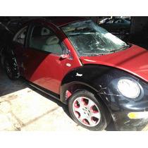 Vw Beetle Chocado Partes Refacciones Autopartes Piezas Motor