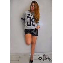 Remato Poleras Sweatshirts Franela Strech Talla Standard S/m
