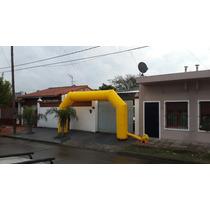 Portico Arco De Llegada/salida Inflable
