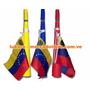 Corneta Bandera Venezuela Vuvuzela Trompeta X 3 (tripack)
