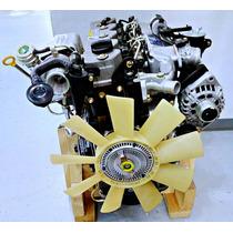 Motor S10 2.8 Mwm Elet. Completo Novo P/ Retirada De Peças