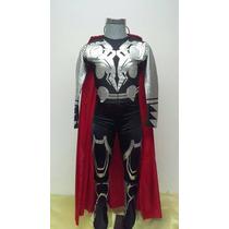 Avengers Disfraz Thor,,spiderman, Flash,iron Man, Premium