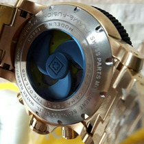 Relógio Invicta Sea Hunter Cronógrafo Suiço Ref 19603