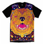 Camiseta Cachorro Trip Acid Swag Usa Estampa Tumblr Unissex