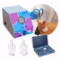Endermoterapia E Vacuoterapia Facial Corporal + Kit Peeling