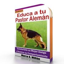 Como Educar A Un Pastor Aleman - Guía De Adiestramiento Raza