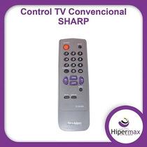 Control De Tv Sharp