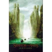 O Senhor Dos Anéis: Capa Do Filme - Livro
