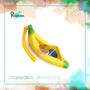 Monedero O Cartuchera Multiusos De Banana De Silicona