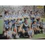 Poster . Revista Super Futbol . Velez Inter Italia