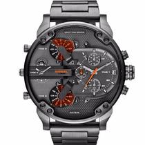 Relógio Diesel Dz 7315 Mr Daddy Original, Com Garantia 1 Ano