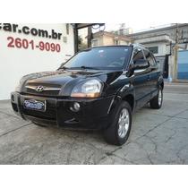 Hyundai Tucson 2.0 Gls 143cv Flex 2013 Aut. Bancos Em Couro