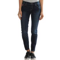 Pantalon Jeans Liso Skinny Fit Para Mujer 04 Puma 568928