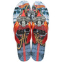 Chinelo Hot Wheels Tyre Preto/ver Tam 33/34 - Ipanema Kids