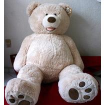 Osos De Peluche Teddy Bear Tamaño Gigante 134 Cms 3 Colores