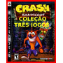Colecao Crash Bandicoot Ps3 Código Psn Tres Jogos Completos