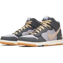 Botitas Nike Dunk Cmft Prm Cuero Urbanas Hombre 705433-003