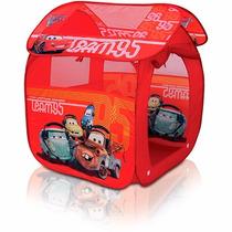 Toca Barraca Casa Infantil Carros Portátil - Zippy Toys