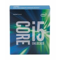 Processador Intel Core I5 6600k 6m Quad-core 3.5 Ghz