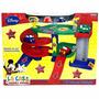 Mickey Mi Primer Garage Disney 3 Autos Ditoys Casa Valente