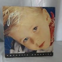 Disco De Vinil/lp Jordy -pochette Surprise - Columbia - 1992