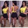 Body Feminino Cavado Asa Delta Compre Certo