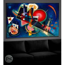 Cuadros De Kandinsky,klimt,miro,etc.en Bastidor.envio Gratis