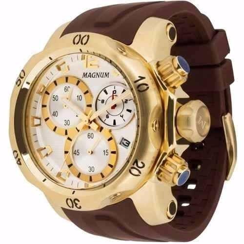 d3b1a3f6d06 Relógio Magnum Cronógrafo Ma33755z - Lindo - Frete Grátis - R  749 ...