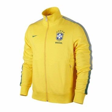 Jaqueta Nike Seleção Brasil Cbf N98 Olimpiadas De 289 590b28f447f49