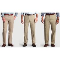 Pantalon De Vestir Para Caballero Color Talla 42 Al 46