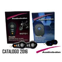 Audiobahn Duo Pack Para Motos Protección Total Contra Robo