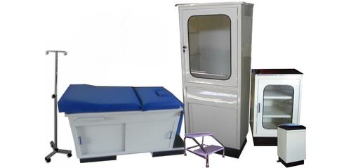 Juego de muebles para consultorio medico mobiliario 5 for Muebles medicos