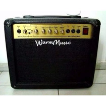 Cubo Para Guitarra Warm Music Hotdrive Hd22 (frete Gratis)