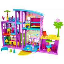 Polly Pocket - Casa De Surpresas - Mattel Dnb25