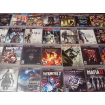 Juegos Ps3 Usados Con Caja Y Caratula .-zona Norte.-