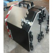 Valijas De Aluminio Para Motos. Ideal Travesias