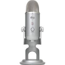 Blue Microfone Yeti Usb Condensador Profissional