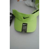 Linda Viseira Nike Importada Verde Limao
