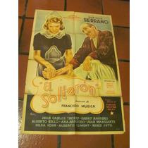 Afiches De Cine Antiguo Y Original Con Enrique Serrano