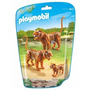 Playmobil 6645 Familia De Tigres Zoologico Animal Retromex